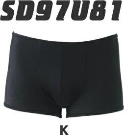 メンズ インナーショーツ 男性用 speedo(スピード) SD97U81 【返品・交換不可】