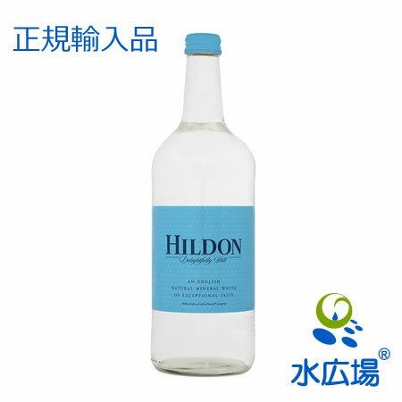 ヒルドン 無発泡 750mLx12本入り グラスボトル 【RCP】