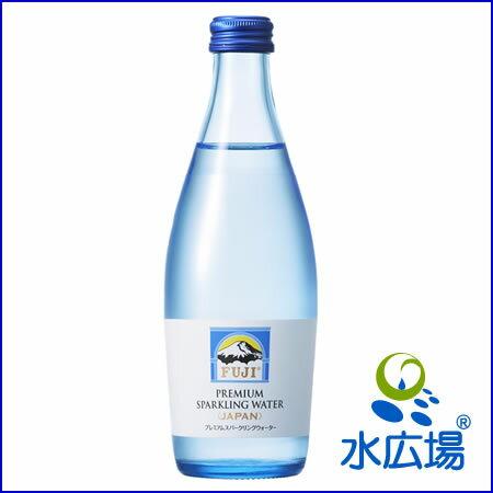 Fuji Premium Sparkling Water 300mL(瓶)x24本入(富士ミネラルウォーターの炭酸水)
