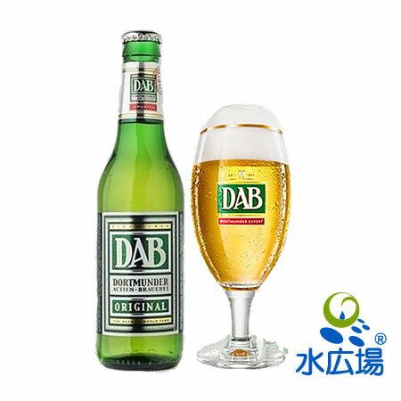 [本場の味]ドイツビール_ダブ オリジナル DAB Original 330ml(瓶)×24本【送料無料】 【RCP】【楽ギフ_のし】【楽ギフ_のし宛書】