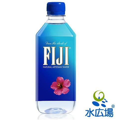 フィジーウォーター/FIJI Water 500ml×24本入り  【RCP】【HLS_DU】