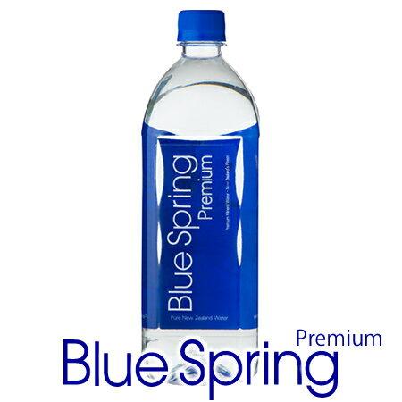 軟水 シリカ【送料無料】【定期購入】割引ブルースプリング・プレミアム(BlueSpringPremium) 1Lx12本【ケイ素(シリカ)入り軟水】【RCP】【HLS_DU】