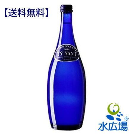 ティナントカーボネイト炭酸 瓶/Tynant 750mlx12本入り 【送料無料】【RCP】