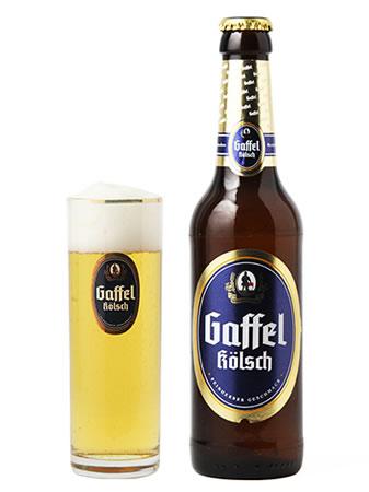 [本場の味]ドイツビール  ガッフェル ケルシュ 330ml(瓶)×24本【送料無料】【RCP】