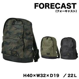 FORECAST(フォーキャスト) バックパックリュックサック 容量22L カラー3色kjm-9102