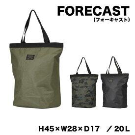 FORECAST(フォーキャスト) トートバッグ容量20L カラー3色kjm-9103