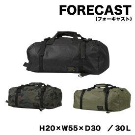 FORECAST(フォーキャスト)ボストンバッグ 容量30L カラー3色kjm-9106