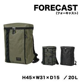 FORECAST(フォーキャスト) バックパックリュックサック容量20L カラー3色kjm-9100
