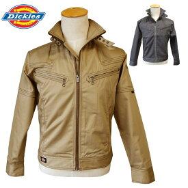 ディッキーズ ジャケットD-1862長袖ブルゾン ジャケット ジャンパー ライダースジャケット 作業服 作業着 ワークウェア Dickies コーコス
