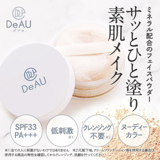 me loosepowder Delight  (Mineral Powder SPF33 PA +++) [loose powder /setting powder/ UV rays Protective Powder]