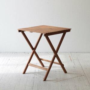 【着後レビューで 5%OFF クーポンGET】60cmの折りたたみガーデンテーブル NRT-GAD-9005T