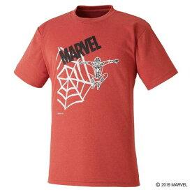 [ミズノ]MARVEL Tシャツ[ユニセックス]