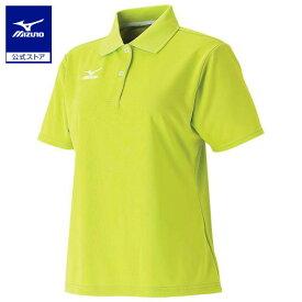[ミズノ]ゲームシャツ(レディース/ラケットスポーツ)