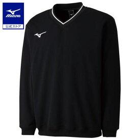 ミズノ公式 スウェットシャツ ユニセックス | ブラック
