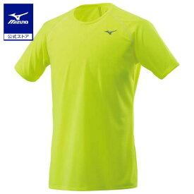 [ミズノ]ランニングTシャツ[メンズ]