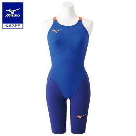 c00fb5b34d5 [ミズノ]競泳用GX・SONIC IV MR ハーフスーツ[レディース]