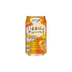 NIPPN PREMIUM 愛媛県産いよかん 350ML1ケース(24本入)