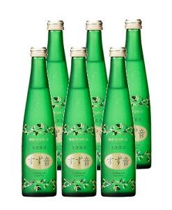 【冷】【大崎市松山町の地酒】一ノ蔵 発泡純米酒 すず音 300ML 6本