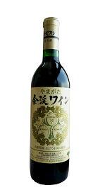 佐藤ぶどう酒 金渓ワイン赤 720ML