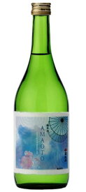 司牡丹 純米酒 AMAOTO (雨音)2020 720ml