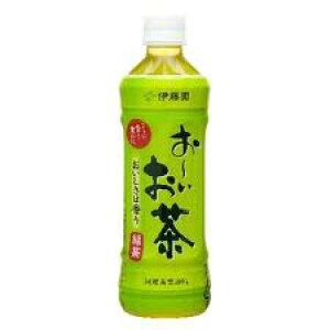 伊藤園 おーいお茶500ML(24本入)