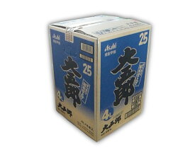 【焼酎】25°大五郎4L 1ケース(4本入)【送料無料※沖縄県は+1800円】