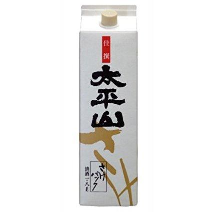 佳撰 太平山パック 1.8L