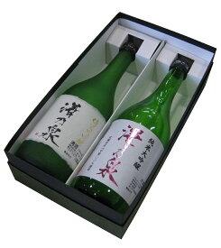 澤乃泉 純米大吟醸 (つや姫・蔵の華) 720ML 2本入り