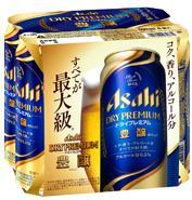 アサヒ ドライプレミアム豊醸500ML6缶パック
