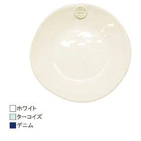 COSTA NOVA コスタ・ノバ サラダプレート(2枚セット) ホワイト/ターコイズ/デニム