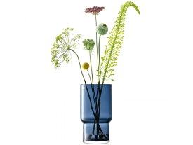 LSA UTILITYVASE ベース/ランタン(花瓶)H300mm【Sapphire ブルー】<箱入り>