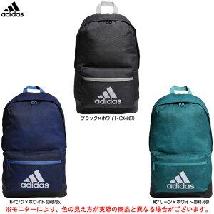 adidas(アディダス)クラシック ビッグロゴバックパック(ETX18)(スポーツ/カジュアル/リュックサック/デイバッグ/アウトドア/バッグ/通勤/通学/かばん/鞄)