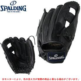 SPALDING(スポルディング)軟式・ソフトボール兼用グラブ オールラウンド用(SPS2051)(野球/ベースボール/ソフトボール/グローブ/グラブ/一般用)