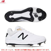 newbalance(ニューバランス)L3000(L3000SW4D)(スポーツ/野球/ベースボール/シューズ/スパイク/樹脂底/D相当/金具埋め込み式/一般用)