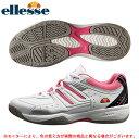 Ellesse(エレッセ)レディーステニスシューズ(VTN350)(テニス/オールコート用/テニスシューズ/幅広3E/靴/女性用/レディース)