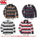 Canterbury(カンタベリー)ロングスリーブ ラガーシャツ(RA48590)(ラグビー/ポロシャツ/スポーツ/トレーニング/長…
