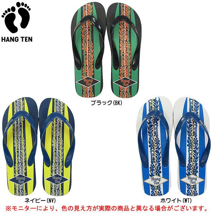 HANGTEN(ハンテン)ビーチ サンダル(425376)(マリンスポーツ/海水浴/プール/レジャー/ビーサン/男性用/メンズ)