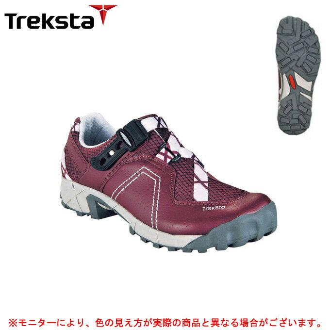 Treksta(トレクスタ)NEST NST-02(EBK505)(トレッキング/ハイキング/アウトドア/登山/山歩き/靴/シューズ)