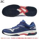 MIZUNO(ミズノ)ウエーブエクシード TOUR 4 OC(61GB2072)(スポーツ/テニス/テニスシューズ/靴/クレー/砂入り人工…