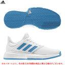 adidas(アディダス)ゲームコート W MC(CG6367)(テニス/テニスシューズ/オールコート用/マルチコート/シューズ/靴…