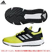 adidas(アディダス)アディダスファイトELランニングシューズ(F36103)(スポーツ/ランニング/スニーカー/靴/シューズ/子供用/ジュニア/キッズ)