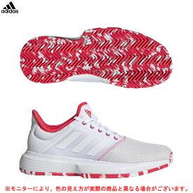 adidas(アディダス)ゲームコート W MC(F36720)(テニス/テニスシューズ/オールコート用/マルチコート/シューズ/靴/女性用/レディース)
