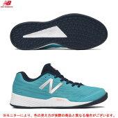 newbalance(ニューバランス)OMNI/CLAYCOURT(MCO896N22E)(テニス/オムニ・クレーコート用/テニスシューズ/2E相当/男性用/メンズ)