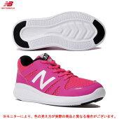 newbalance(ニューバランス)キッズシューズ(YK570PK)(スポーツ/トレーニング/ランニング/シューズ/靴/子供用/ジュニア/キッズ)