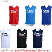 FINTA(フィンタ)ジュニアノースリーブシャツ(FT8152)(スポーツ/サッカー/フットボール/トレーニング/練習用/ジュニア/子供用)