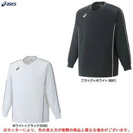 ASICS(アシックス)プラシャツLS(XW6609)(スポーツ/バレー/バレーボール/ウェア/シャツ/長袖/男女兼用/ユニセックス)