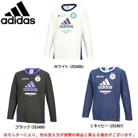 adidas(アディダス)YB TCOF グラフィック ロングスリーブT(BU489)(スポーツ/長袖/Tシャツ/子供用/ジュニア/キッズ)