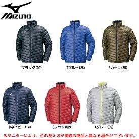 MIZUNO(ミズノ)テックフィルジャケット(32ME7635)(スポーツ/トレーニング/カジュアル/アウター/防寒/男女兼用/ユニセックス)