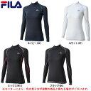 FILA(フィラ)W's長袖コンプレッションウエア(445406)(スポーツ/トレーニング/インナー/着圧/女性用/レディース)
