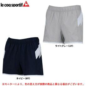 le coq(ルコック)ランニングパンツ(QB375161)(スポーツ/ウェア/ランニング/フィットネス/パンツ/女性用/レディース)